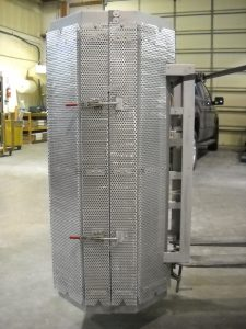 Split Shell Furnace at the Colorado Fuel Cell Center at Colorado School of Mines