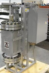 Deltech Positive Pressure Furnace