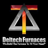 Deltech Furnaces logo