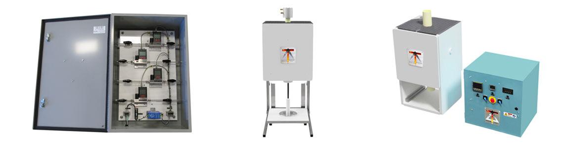 vertical tube furnaces