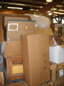 Deltech Furnaces Recycles each and every box to keep the ENVIRONMENT
