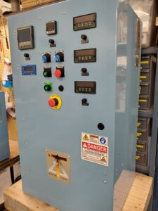 Example of a control system