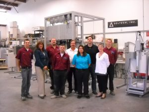 Deltech Team picture for SBDC Success Story feature