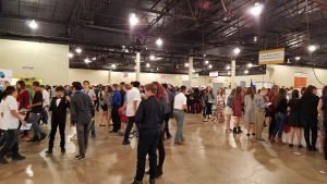 Deltech a sponsor at 2016 ACEC Career Expo