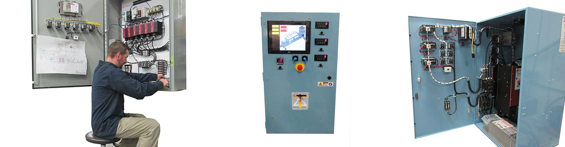 Deltech Furnaces Control Systems