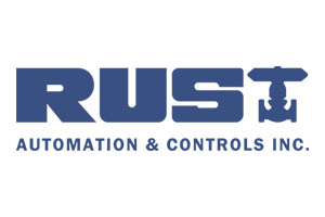 Rust Automation and Controls Logo